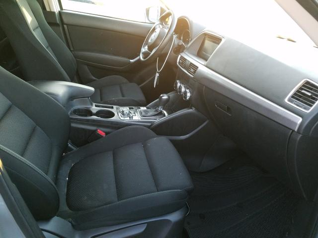 пригнать из сша 2016 Mazda Cx-5 Touri 2.5L JM3KE2CYXG0654819