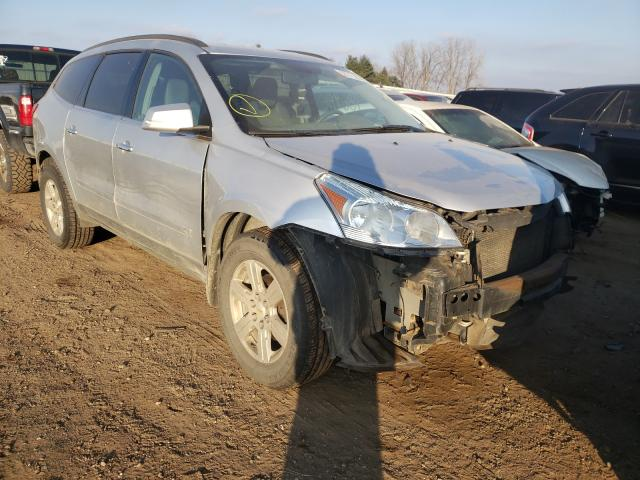 Chevrolet Traverse salvage cars for sale: 2010 Chevrolet Traverse