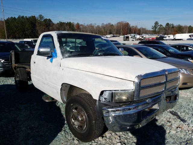 Salvage cars for sale from Copart Loganville, GA: 1995 Dodge RAM 1500