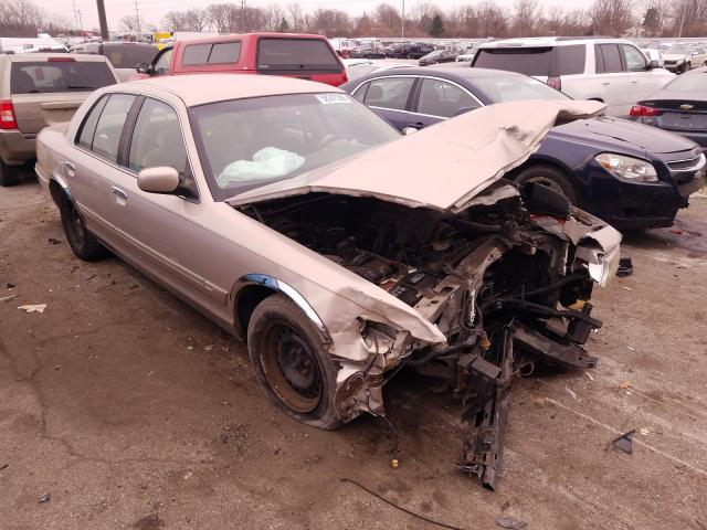 Mercury salvage cars for sale: 1998 Mercury Grand Marq