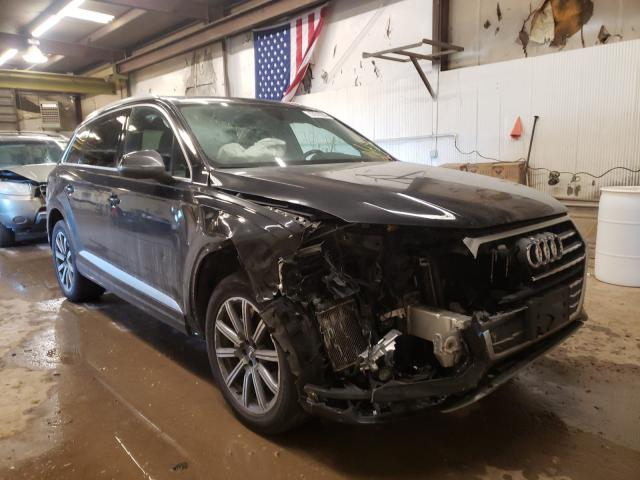 2017 Audi Q7 Premium en venta en Casper, WY