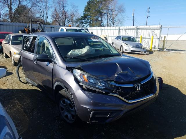 Honda CRV salvage cars for sale: 2016 Honda CRV