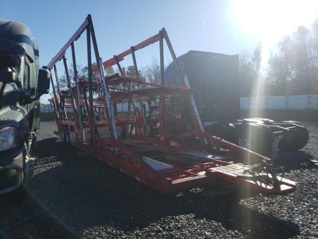 Cottrell salvage cars for sale: 2018 Cottrell Car Hauler
