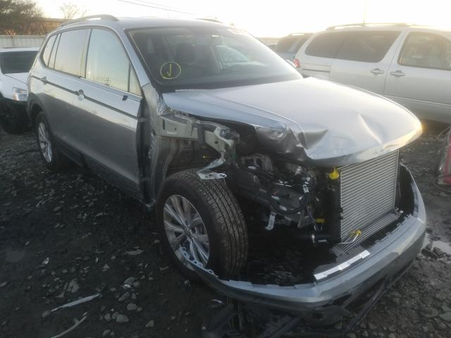 Salvage cars for sale from Copart Windsor, NJ: 2020 Volkswagen Tiguan S