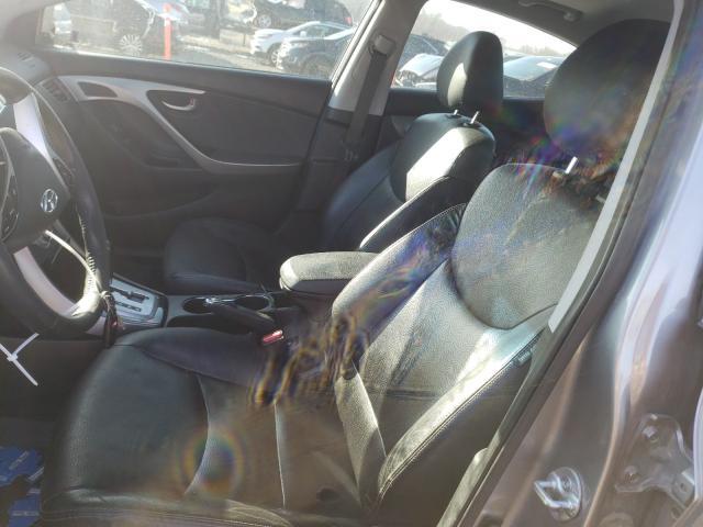 пригнать из сша 2012 Hyundai Elantra Gl 1.8L KMHDH4AE6CU261945