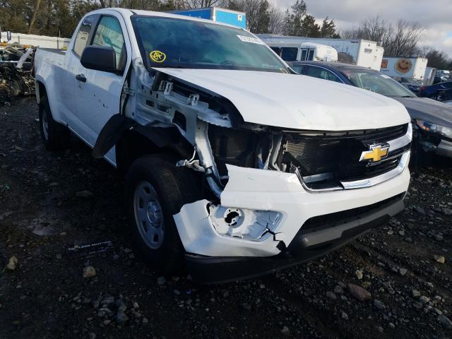 Salvage cars for sale from Copart Pennsburg, PA: 2019 Chevrolet Colorado