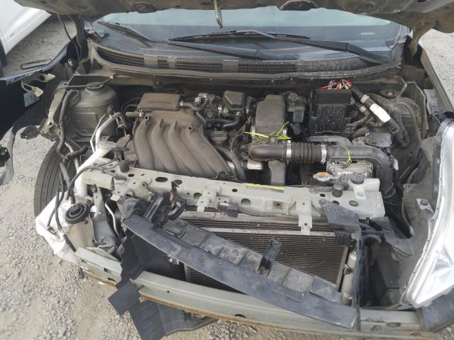 3N1CN7AP1EK464047 2014 Nissan Versa S 1.6L
