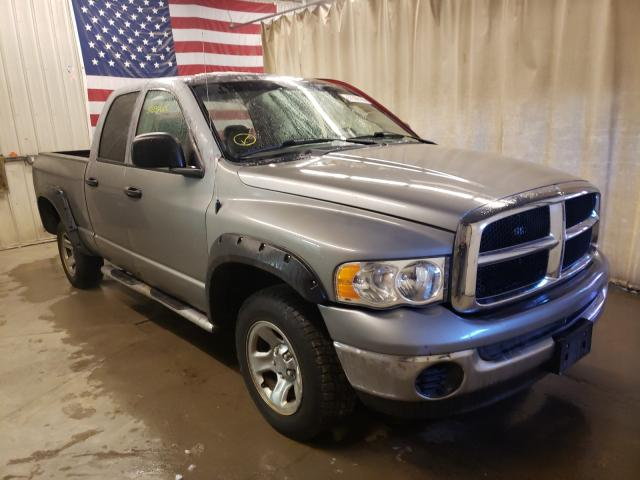 Dodge salvage cars for sale: 2005 Dodge RAM 1500 S
