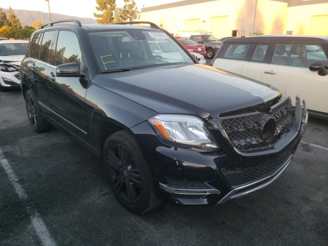 Salvage cars for sale from Copart Rancho Cucamonga, CA: 2014 Mercedes-Benz GLK 350
