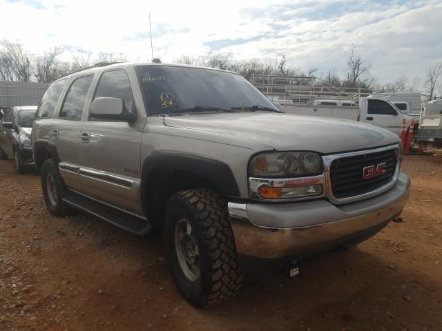 GMC Yukon salvage cars for sale: 2004 GMC Yukon