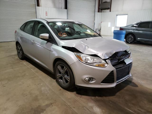 Salvage cars for sale from Copart Lufkin, TX: 2014 Ford Focus SE
