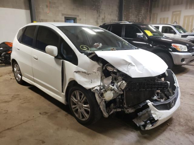 Salvage cars for sale from Copart Chalfont, PA: 2009 Honda FIT Sport