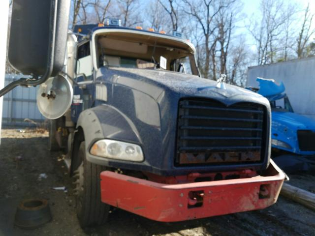 2011 Mack 800 GU800 for sale in Glassboro, NJ