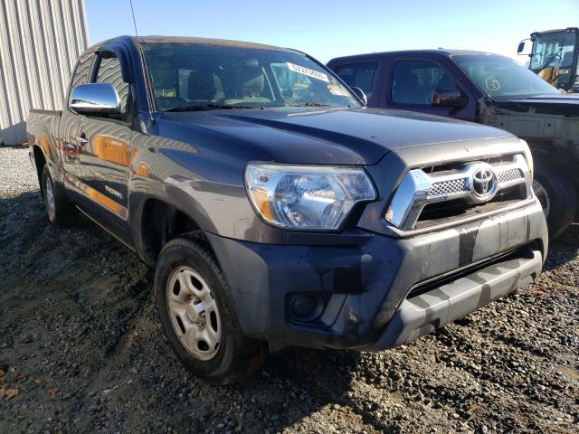 Salvage cars for sale from Copart Spartanburg, SC: 2012 Toyota Tacoma ACC