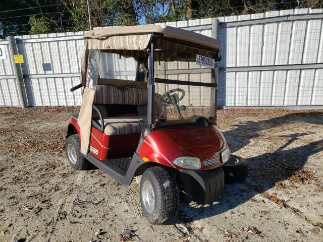 Salvage cars for sale from Copart Ocala, FL: 2010 Ezgo RXV