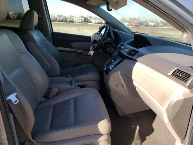 пригнать из сша 2011 Honda Odyssey Ex 3.5L 5FNRL5H64BB066513