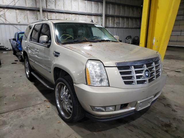 Cadillac salvage cars for sale: 2007 Cadillac Escalade L