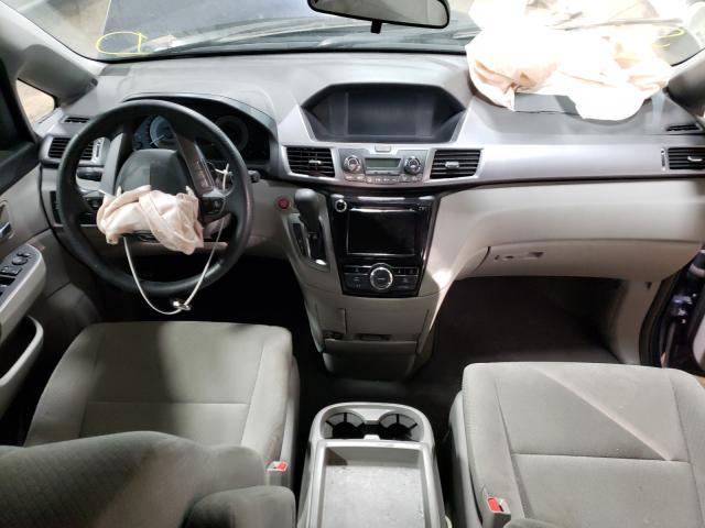 5FNRL5H43EB101559 2014 Honda Odyssey Ex 3.5L