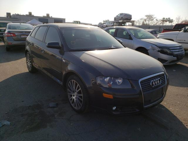 Audi A3 salvage cars for sale: 2006 Audi A3
