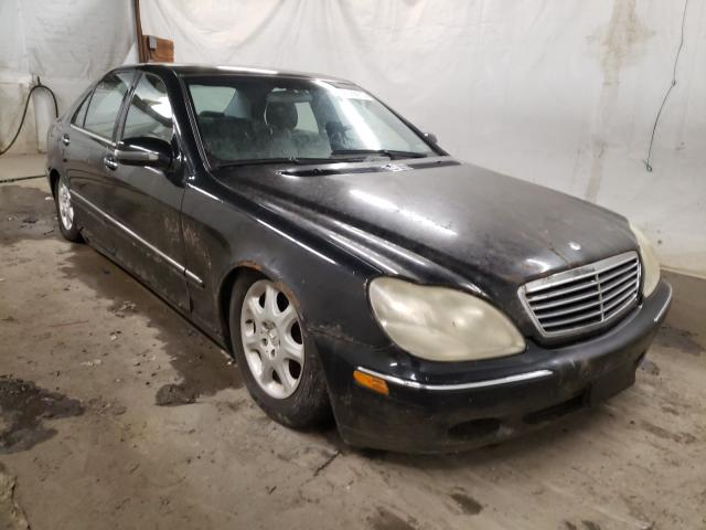 Mercedes-Benz salvage cars for sale: 2000 Mercedes-Benz S 430