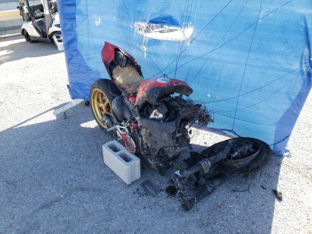 Salvage cars for sale from Copart Tucson, AZ: 2019 Ducati Panigale V