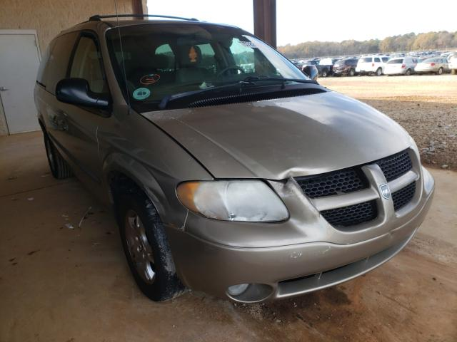 Dodge Caravan salvage cars for sale: 2002 Dodge Caravan
