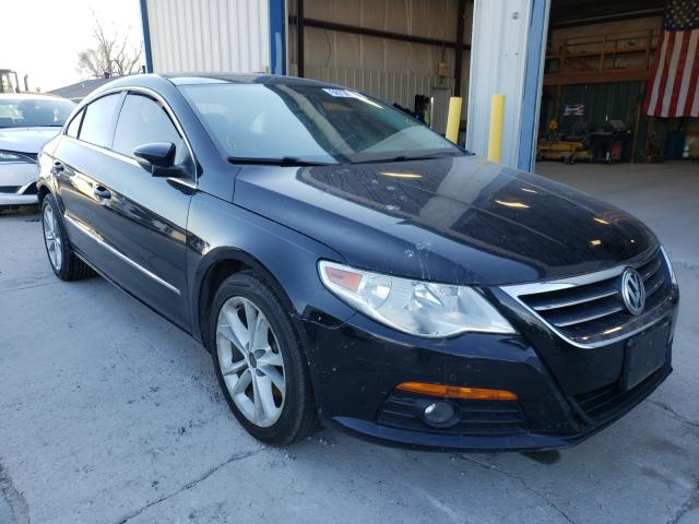 Salvage cars for sale from Copart Sikeston, MO: 2010 Volkswagen CC Luxury