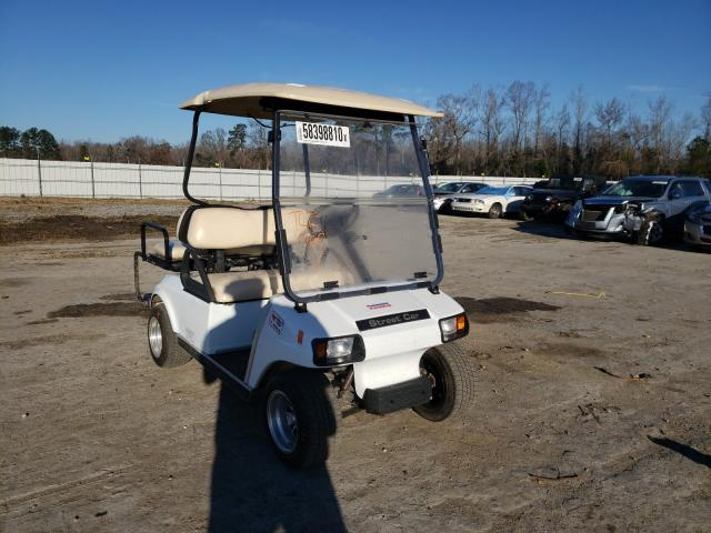 Clubcar Golf Cart salvage cars for sale: 2012 Clubcar Golf Cart