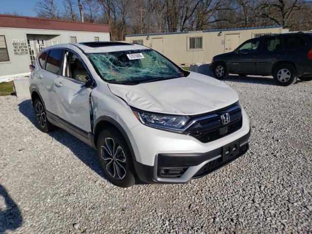 2020 Honda CR-V EXL en venta en Rogersville, MO