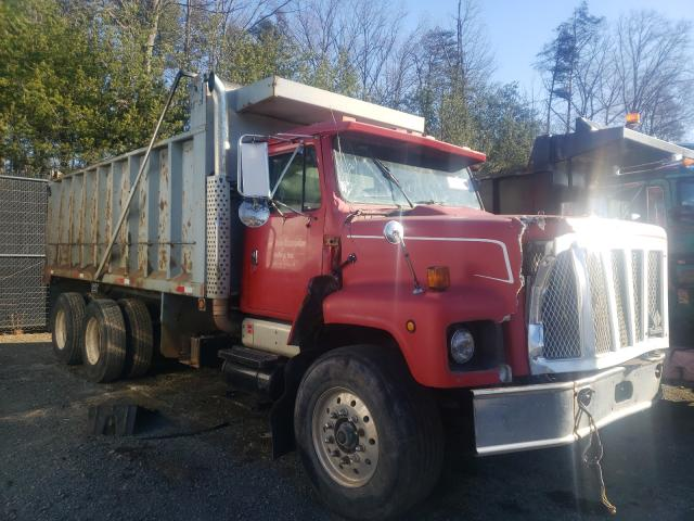 Salvage trucks for sale at Waldorf, MD auction: 1994 International 2000 2674