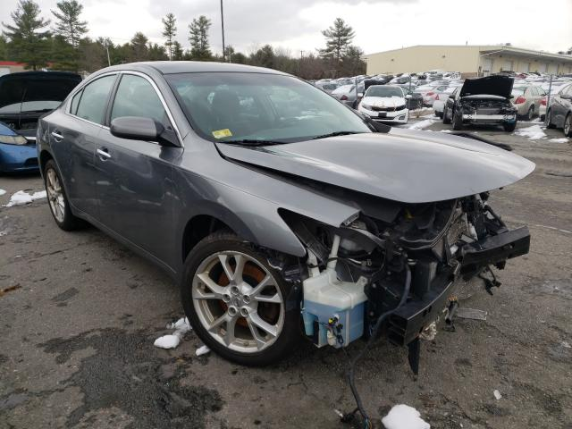 Nissan Maxima S salvage cars for sale: 2014 Nissan Maxima S