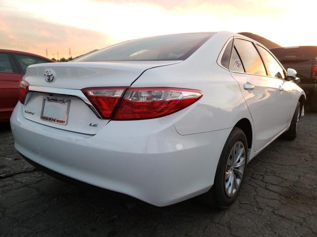 цена в сша 2017 Toyota Camry Le 2.5L 4T1BF1FK9HU371079