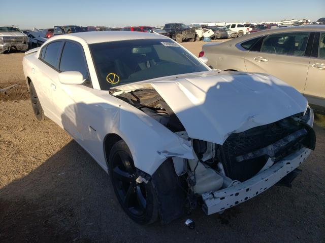 Salvage cars for sale from Copart Amarillo, TX: 2014 Dodge Charger R