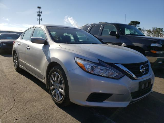 Nissan salvage cars for sale: 2017 Nissan Altima 2.5