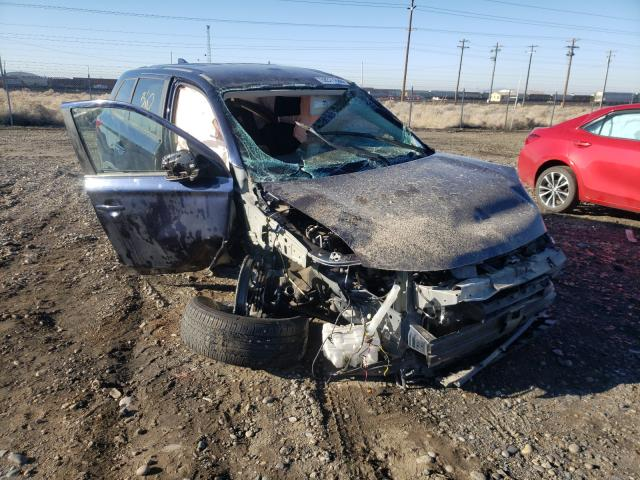 Salvage cars for sale from Copart Pasco, WA: 2018 Mitsubishi Outlander