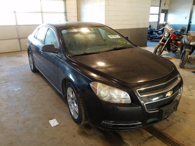 Salvage cars for sale from Copart Sandston, VA: 2010 Chevrolet Malibu 1LT