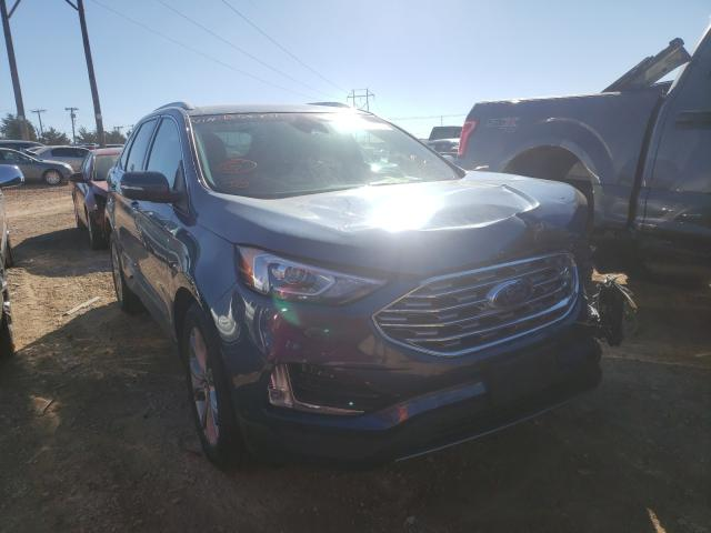 2019 Ford Edge Titan 2.0L