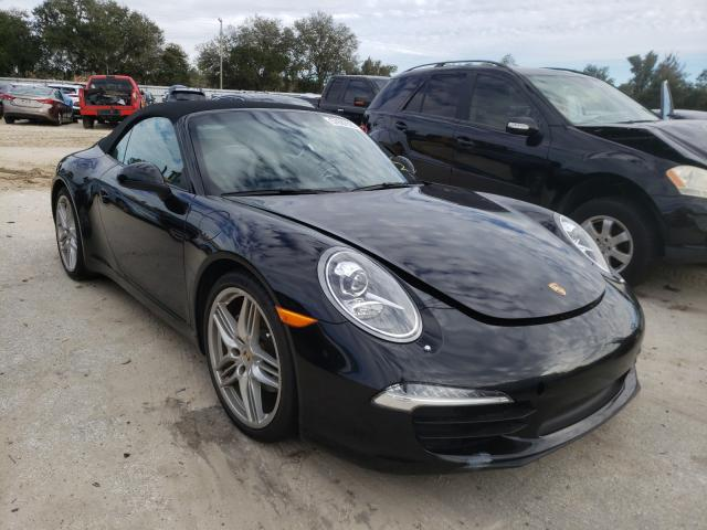 WP0CA2A98DS140293 2013 Porsche 911 Carrer 3.4L
