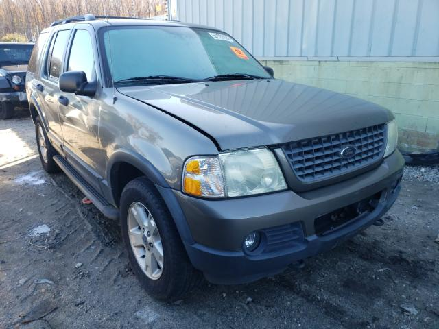 Salvage cars for sale from Copart Hampton, VA: 2003 Ford Explorer X