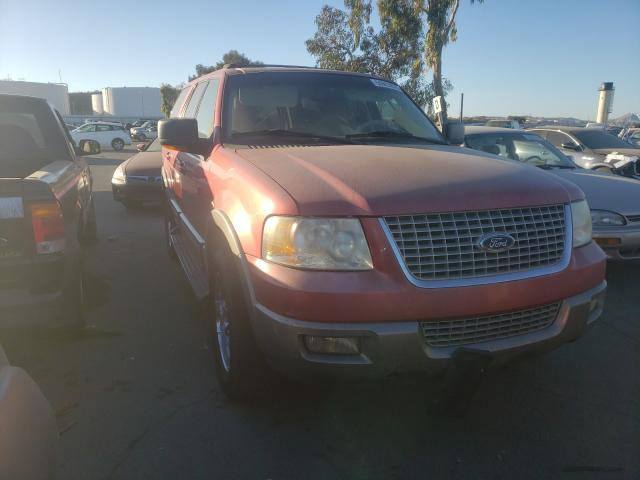 Salvage cars for sale from Copart Martinez, CA: 2003 Ford Expedition