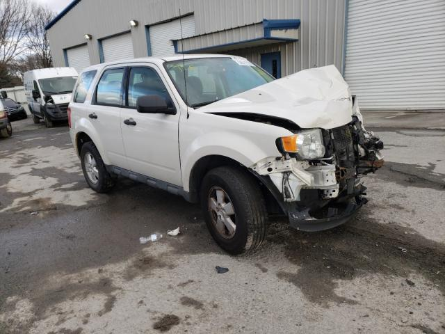 Ford Escape XLS salvage cars for sale: 2009 Ford Escape XLS