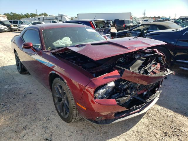Salvage 2020 DODGE CHALLENGER - Small image. Lot 57308220
