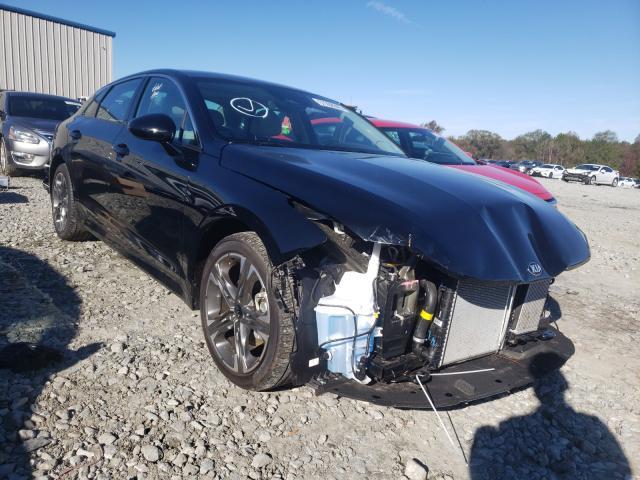 KIA Vehiculos salvage en venta: 2021 KIA K5 EX