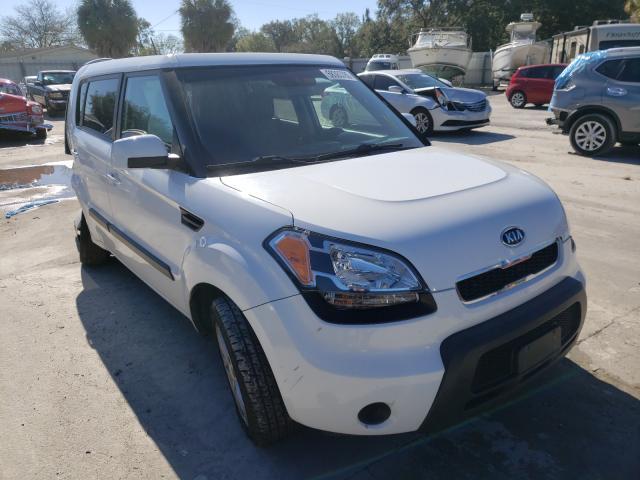 Salvage cars for sale at Fort Pierce, FL auction: 2011 KIA Soul +