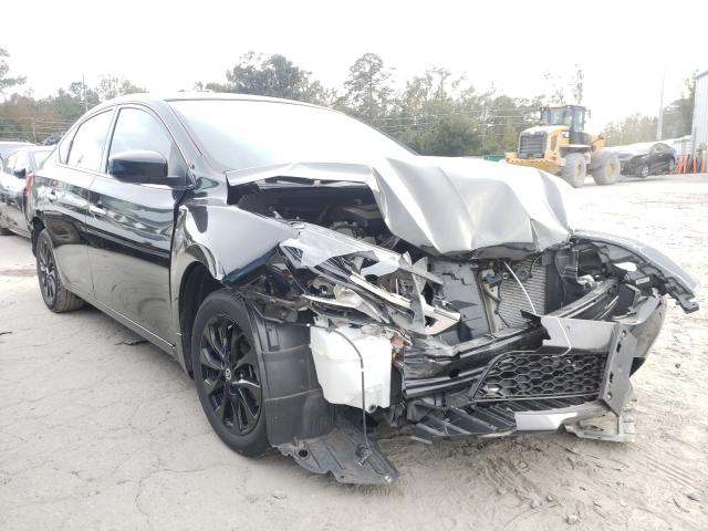 Nissan salvage cars for sale: 2018 Nissan Sentra