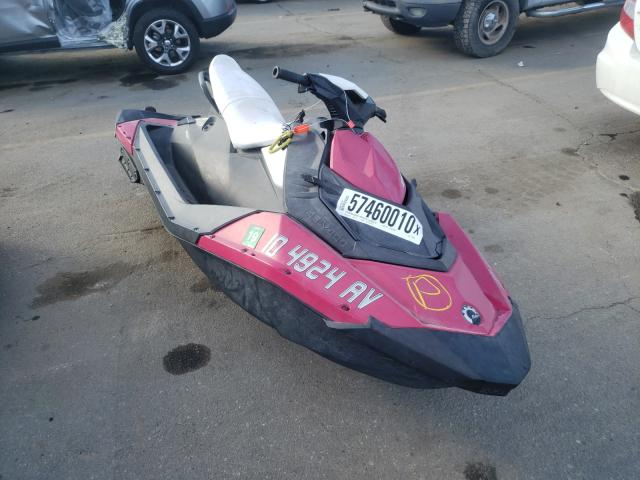 Salvage cars for sale from Copart Nampa, ID: 2014 Seadoo Spark