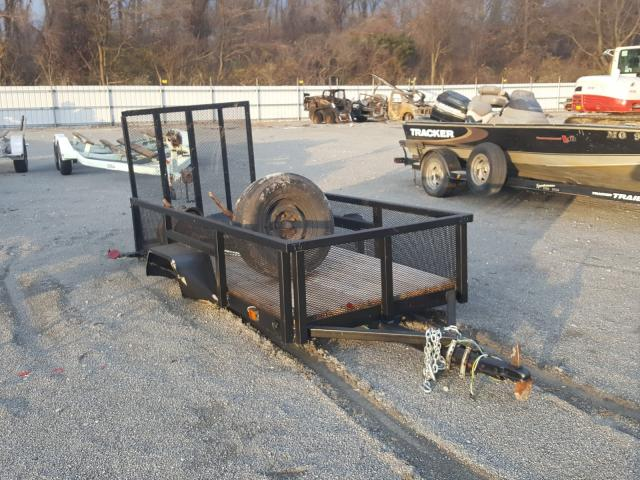 Homemade Trailer salvage cars for sale: 2020 Homemade Trailer