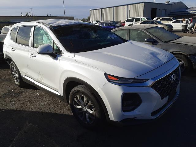 Salvage cars for sale from Copart Las Vegas, NV: 2020 Hyundai Santa FE S