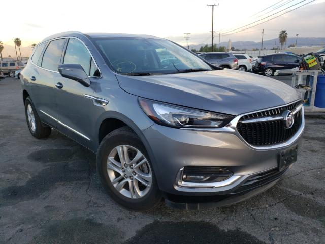 Salvage cars for sale from Copart Colton, CA: 2018 Buick Enclave ES