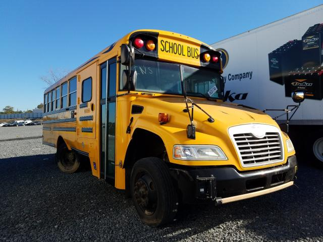Blue Bird salvage cars for sale: 2017 Blue Bird School Bus